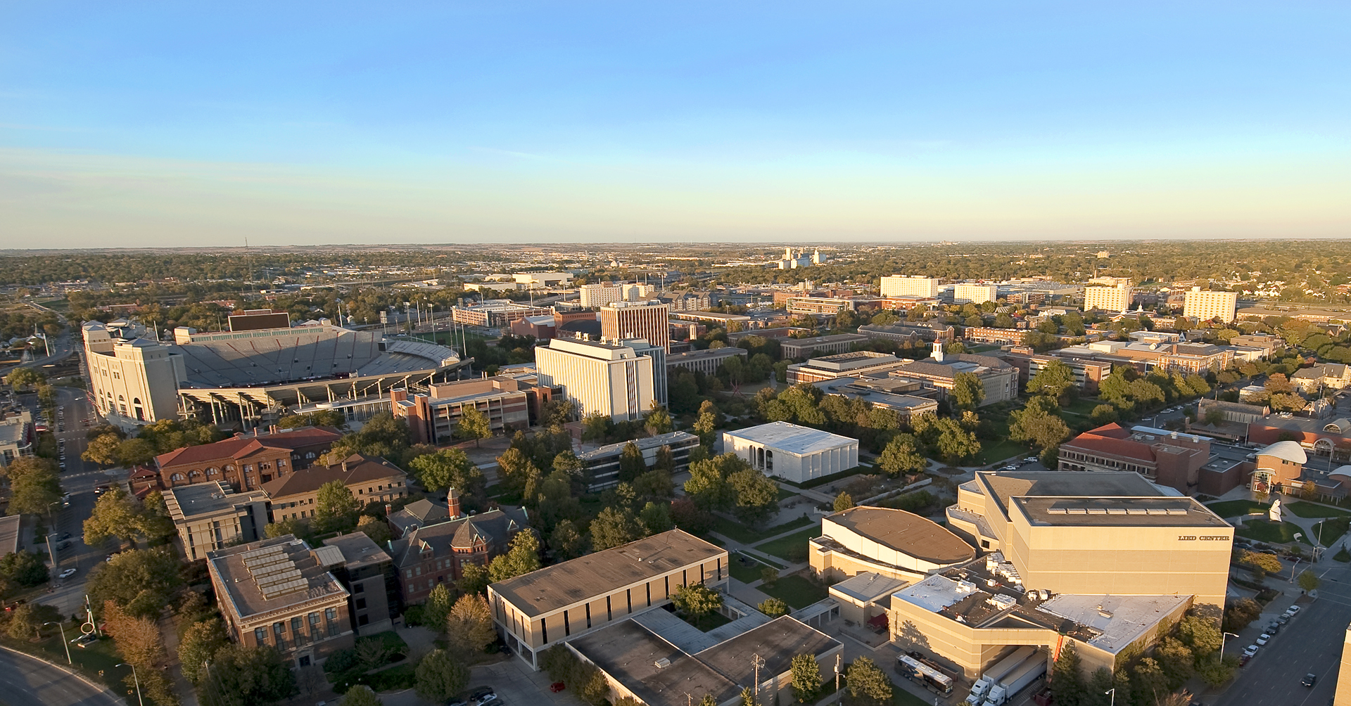 UNL Aerial Photography