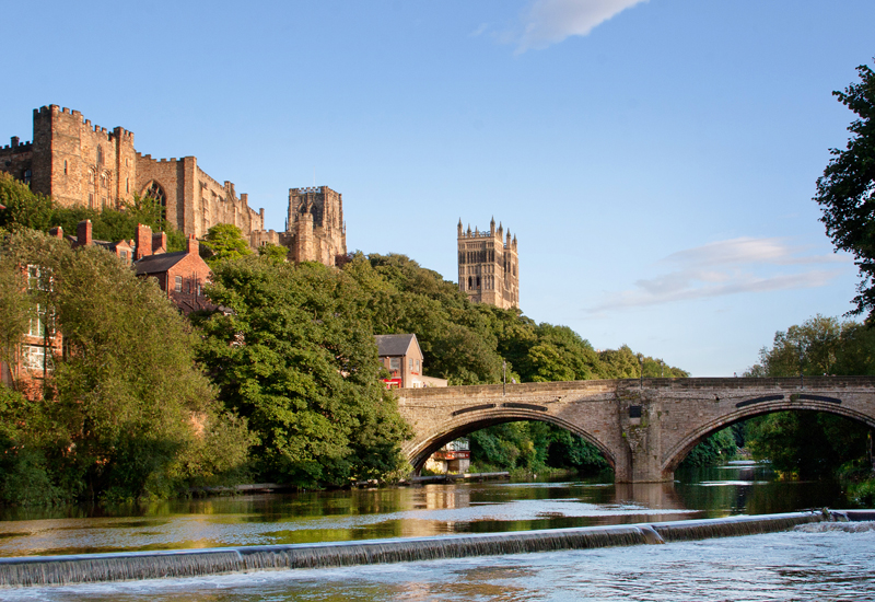 Durham Castle & Cathedral